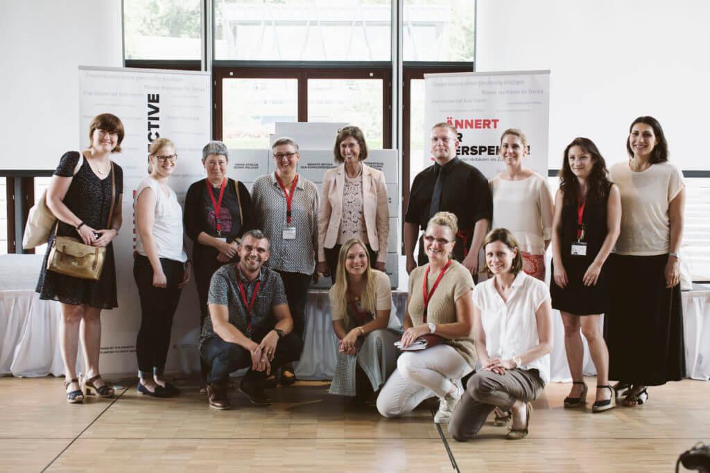 """""""Genre et Éducation"""" conference in Mondorf-les-Bains"""